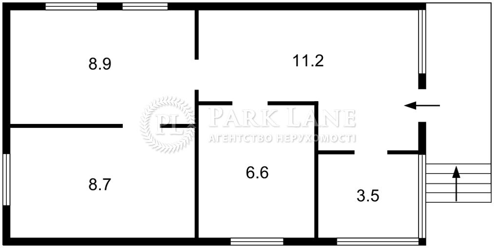 Дом N-22530, Козин (Конча-Заспа) - Фото 2