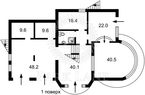 Будинок, R-36097
