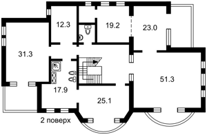 Будинок R-36097, Раєвського М., Київ - Фото 2