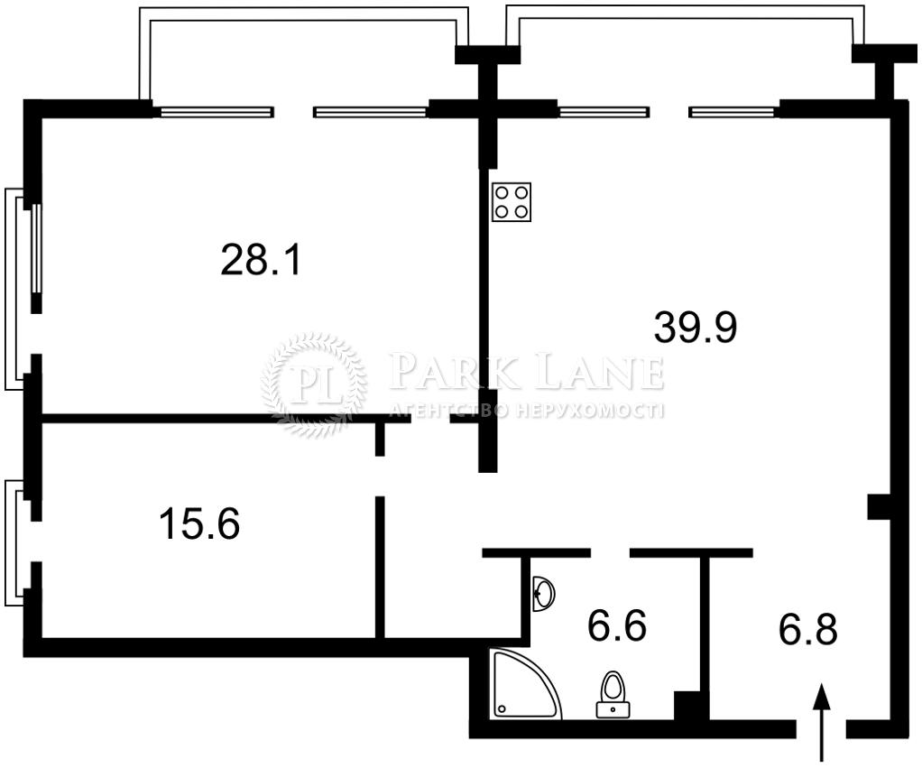 Квартира Лукьяновский пер., 3, Киев, I-32275 - Фото 2