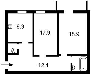 Квартира Z-744020, Костянтинівська, 22/17, Київ - Фото 4