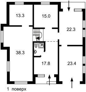 Будинок J-30479, Лісники (Києво-Святошинський) - Фото 3