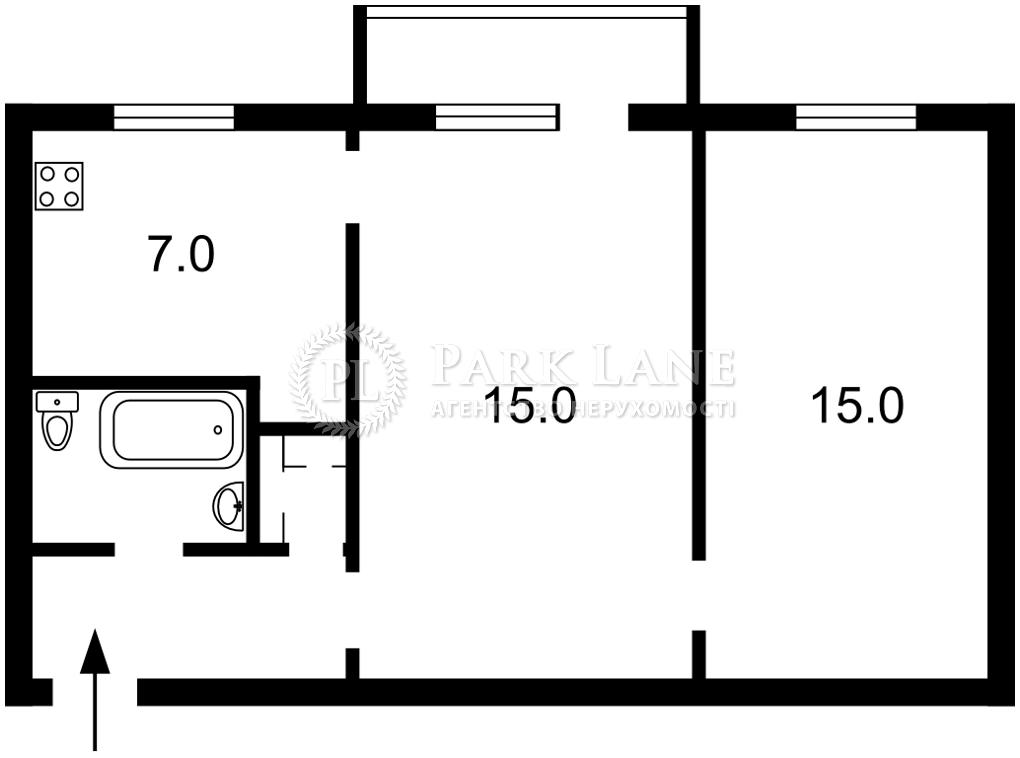 Квартира ул. Соломенская, 14, Киев, J-30492 - Фото 2
