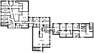 Коммерческая недвижимость, B-102098, Дружбы Народов бульв., Печерский район