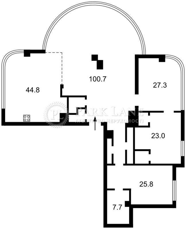 Квартира ул. Зверинецкая, 59, Киев, K-31401 - Фото 2