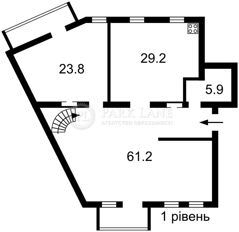 Квартира ул. Константиновская, 1, Киев, I-32483 - Фото 2