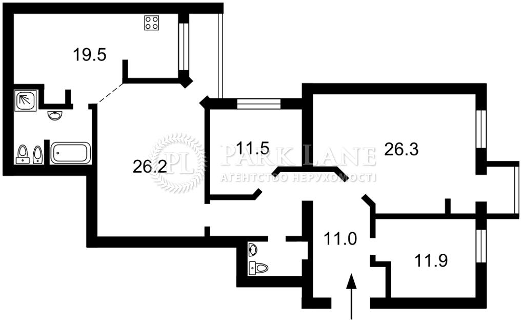 Квартира J-14554, Ярославов Вал, 14г, Киев - Фото 6