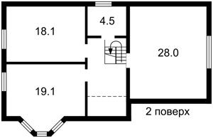Дом Z-477922, Пограничная, Гатное - Фото 5