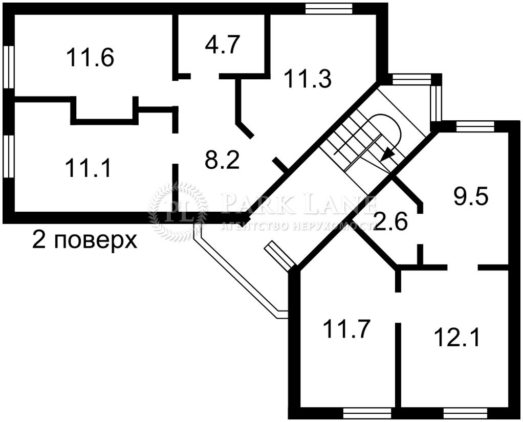 Будинок вул. Рильського Максима, Гореничі, R-36405 - Фото 3