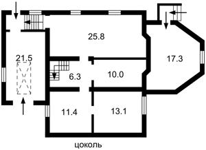 Дом N-22821, Гатное - Фото 2