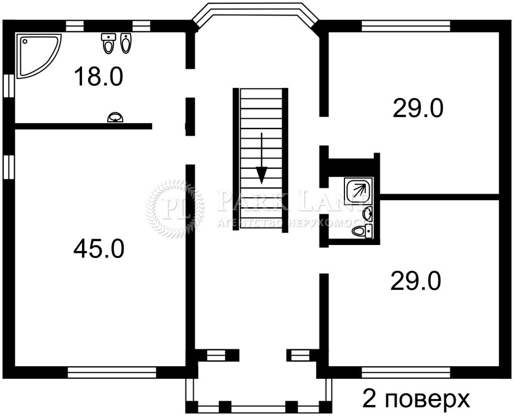 Дом J-23360, Старокиевская, Козин (Конча-Заспа) - Фото 3