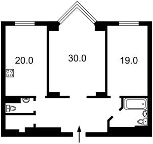 Квартира B-102194, Драгомирова, 14а, Київ - Фото 4