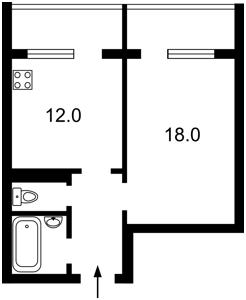 Квартира R-37597, Ревуцкого, 42, Киев - Фото 5