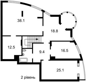 Квартира Z-753206, Пушиной Феодоры, 23, Киев - Фото 5