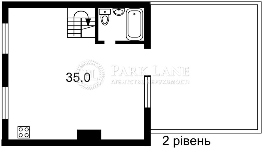 Квартира ул. Набережно-Рыбальская, 9, Киев, J-30607 - Фото 3