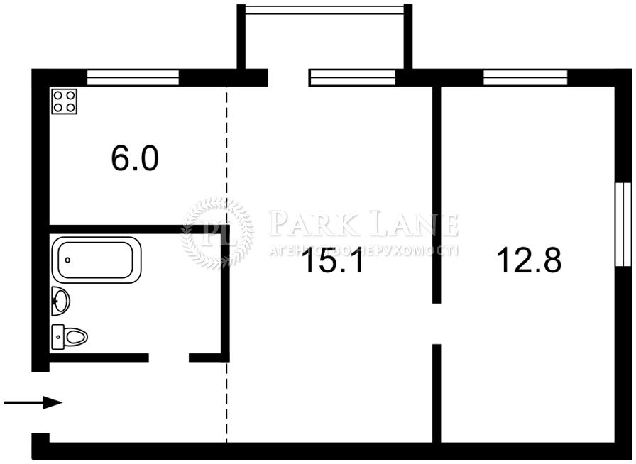 Квартира Z-755073, Печерский спуск, 11, Киев - Фото 2