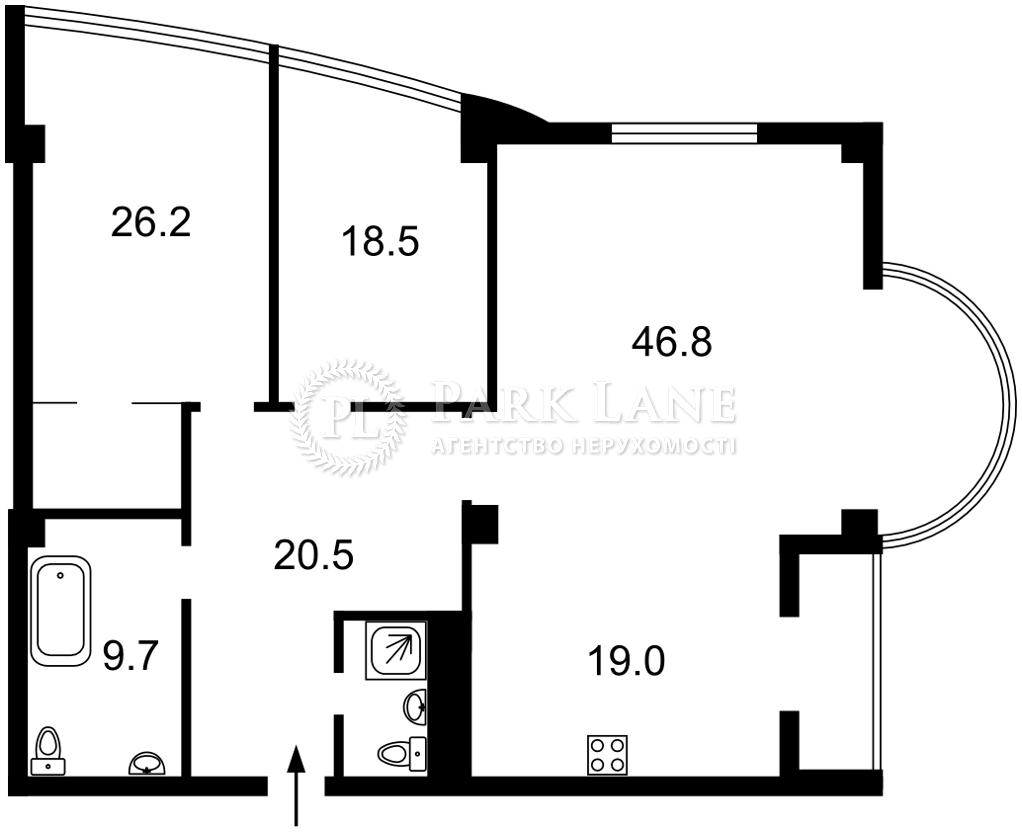 Квартира B-97586, Зверинецкая, 59, Киев - Фото 6