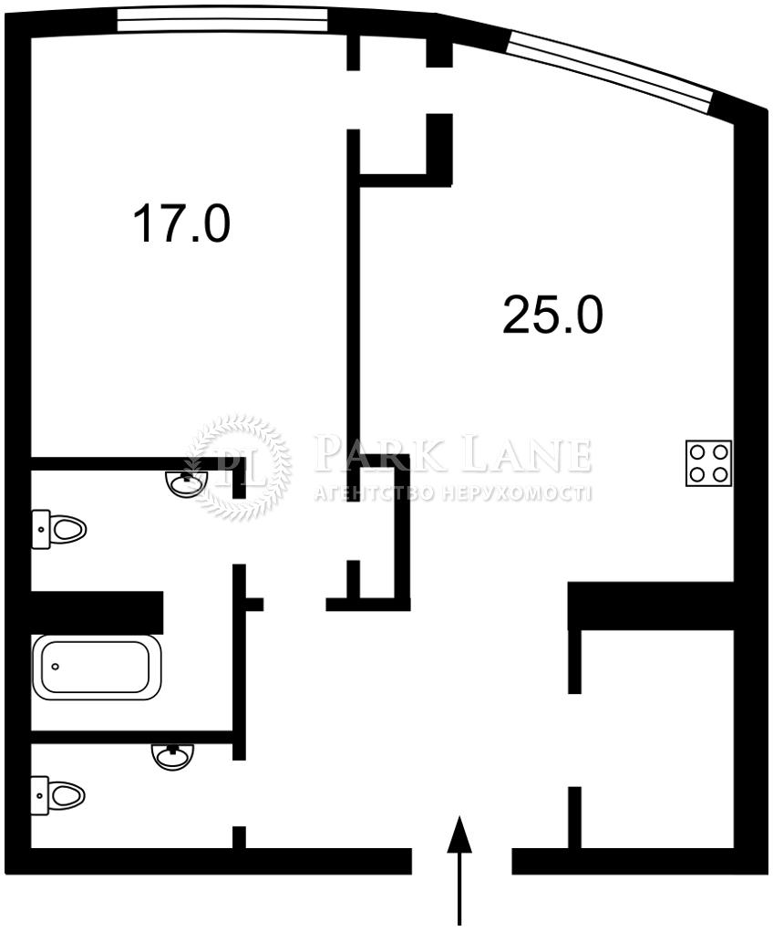 Квартира Леси Украинки бульв., 7б, Киев, I-31426 - Фото 2
