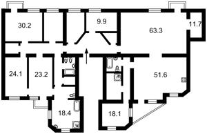Квартира Z-754648, Толстого Льва, 13, Киев - Фото 2