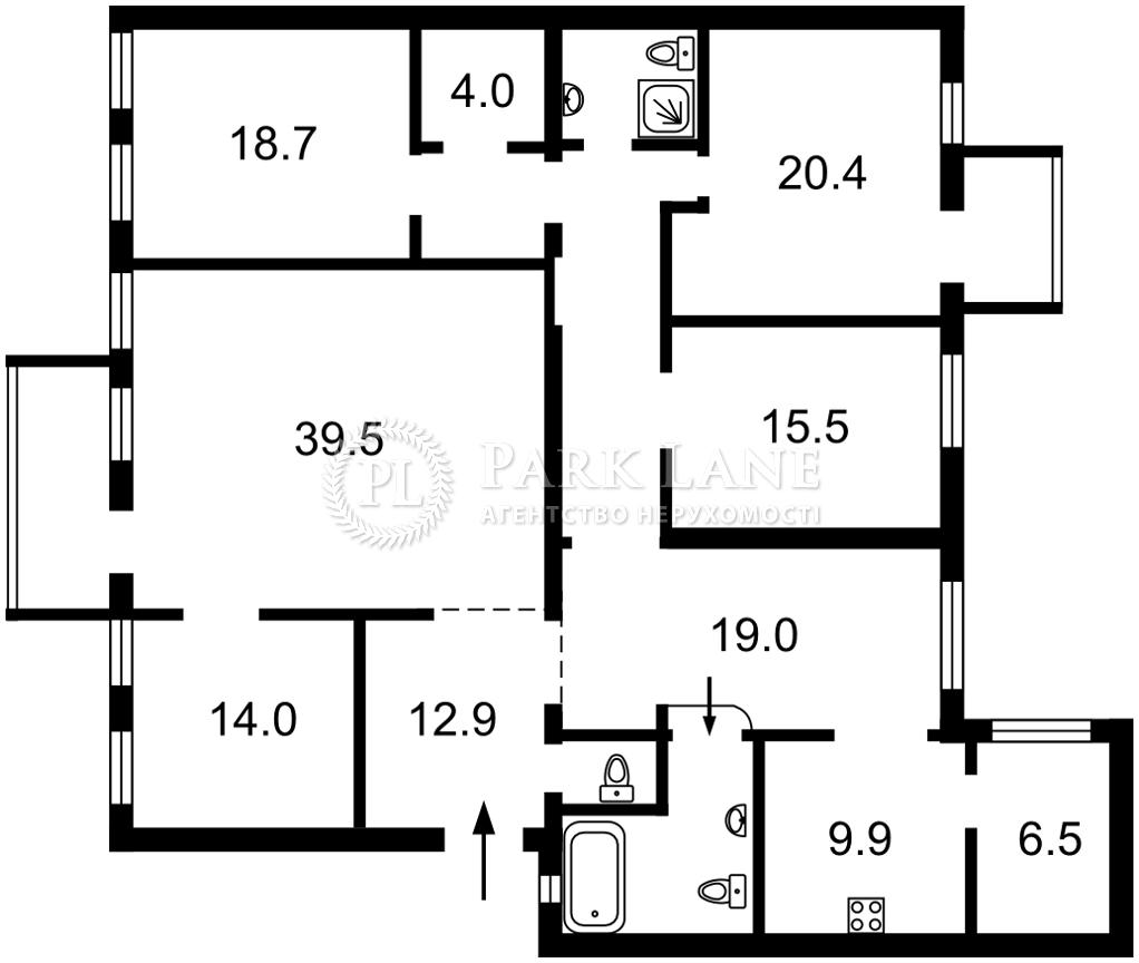 Квартира J-30704, Владимирская, 48а, Киев - Фото 3