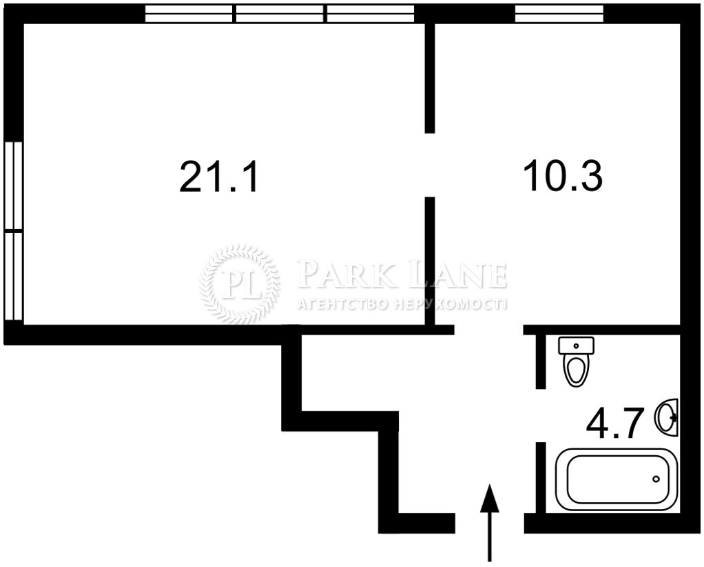 Нежитлове приміщення, B-102263, Жилянська, Київ - Фото 4
