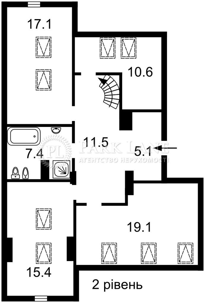 Квартира вул. Метрологічна, 111, Київ, B-102283 - Фото 3