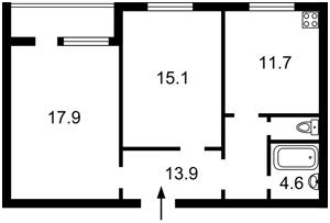 Квартира R-37952, Тираспольская, 47, Киев - Фото 3