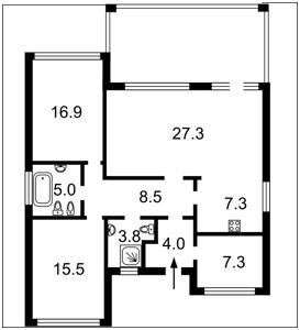 Будинок I-32654, Вишеньки - Фото 2