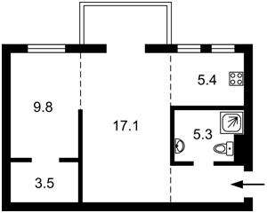 Квартира Z-744721, Велика Васильківська, 110, Київ - Фото 2