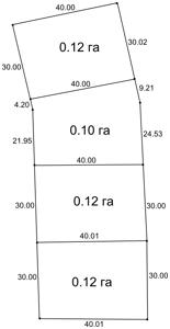 Земельный участок R-37988, Подгорцы - Фото 1