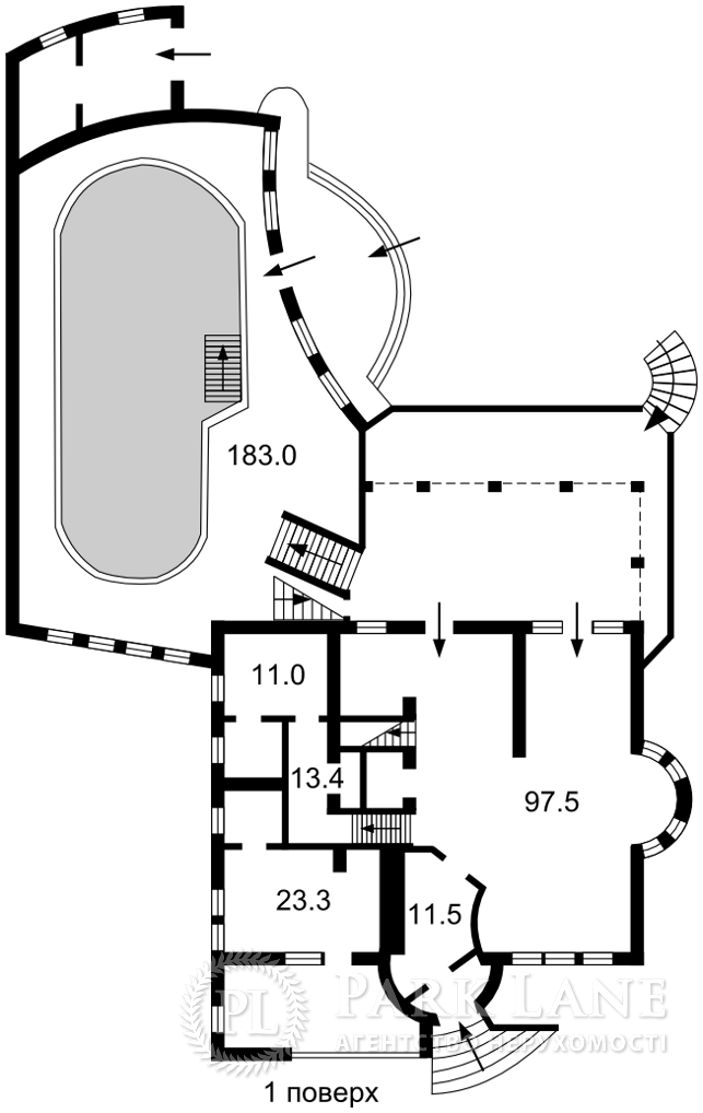 Будинок вул. Старокиївська, Козин (Конча-Заспа), L-28395 - Фото 4