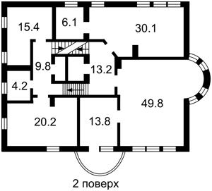 Дом L-28395, Старокиевская, Козин (Конча-Заспа) - Фото 5