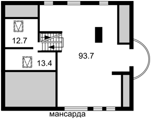 Дом L-28395, Старокиевская, Козин (Конча-Заспа) - Фото 6