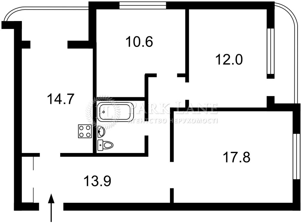 Квартира K-31639, Победы просп., 107, Киев - Фото 4