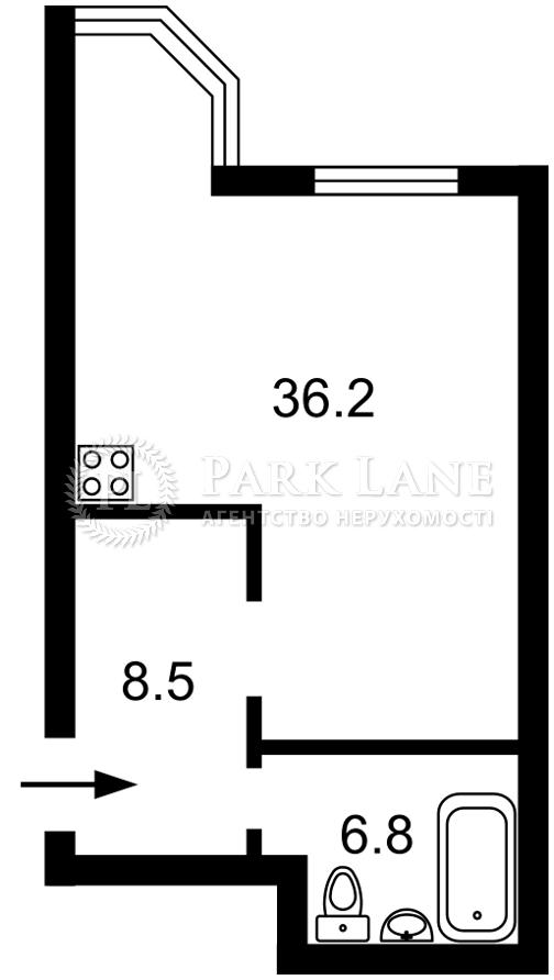 Квартира ул. Яблоневая, 10, Чубинское, N-22872 - Фото 2