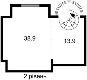 Квартира B-102304, Институтская, 18а, Киев - Фото 5