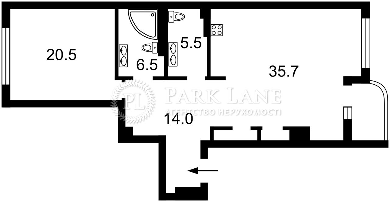 Квартира N-22755, Тургеневская, 22а, Киев - Фото 5
