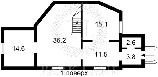 Будинок, B-102338