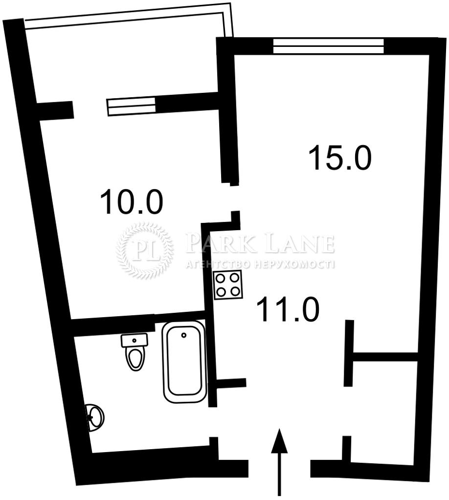 Квартира I-32747, Тютюнника Василия (Барбюса Анри), 28а, Киев - Фото 4