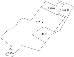 Земельный участок R-21114, Полевая, Крушинка - Фото 2