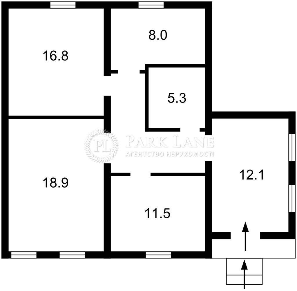 Будинок I-32814, Брусилів - Фото 3