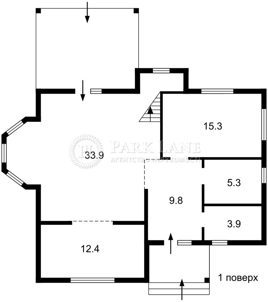 Дом B-102404, Крюковщина - Фото 1