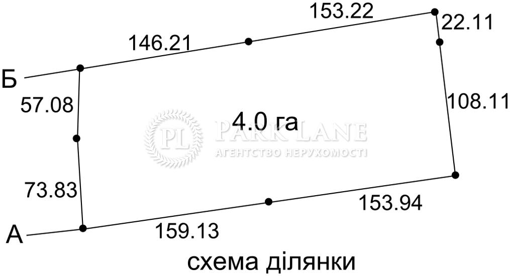 Земельный участок Березовка, M-9910 - Фото 1