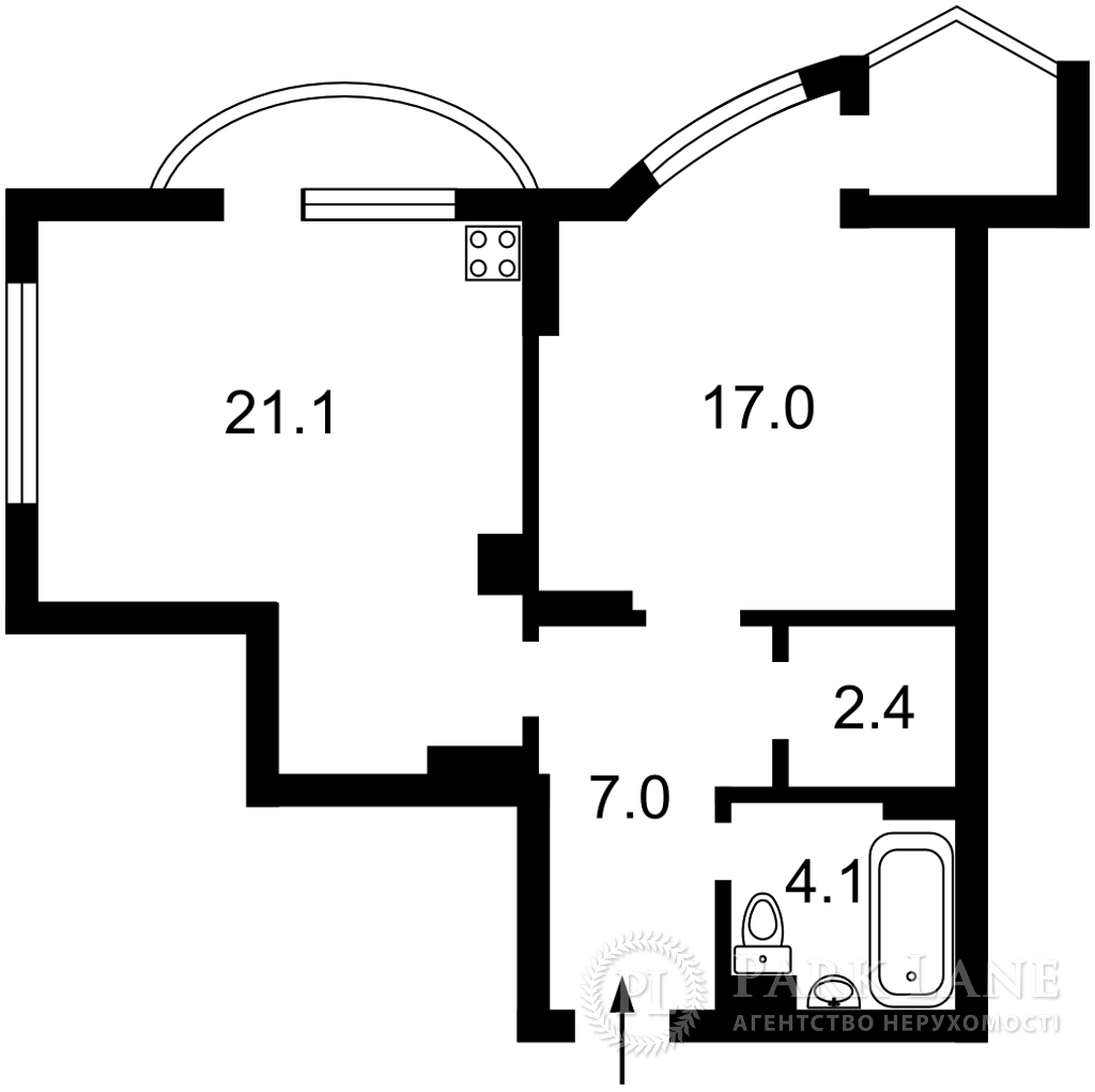 Квартира Z-767438, Урловская, 21б, Киев - Фото 4
