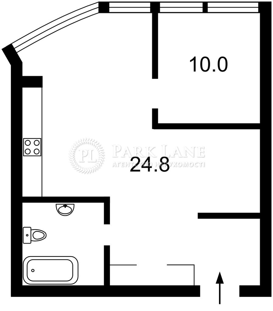 Квартира Героев Сталинграда просп., 2д, Киев, L-28540 - Фото 2