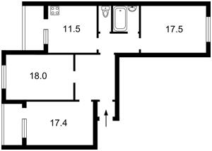 Квартира L-28545, Урловская, 38, Киев - Фото 5