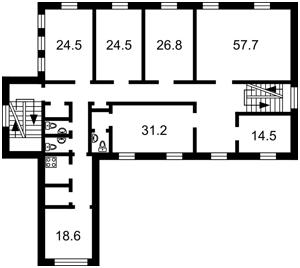 Нежитлове приміщення, B-97541, Володимирська, Київ - Фото 4