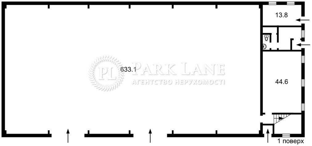 Производственное помещение, ул. Магнитогорская, Киев, N-22956 - Фото 2