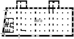 Нежитлове приміщення, B-102448, Науки просп., Київ - Фото 2