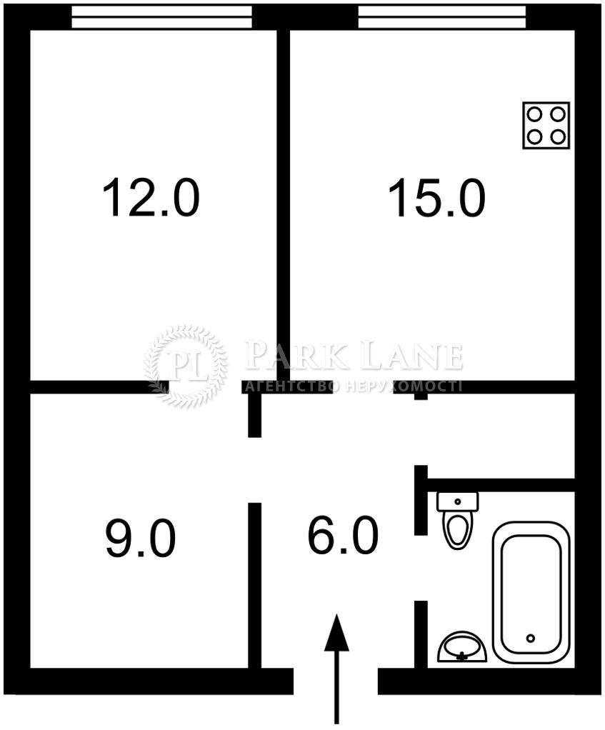 Квартира ул. Жилянская, 68, Киев, R-38832 - Фото 2